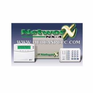 Trung tâm báo cháy NETWORX NX-4
