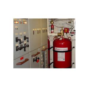 Hệ thống chữa cháy bằng khí ECS KIDDE